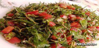 Taze Kekik Salatası Tarifi