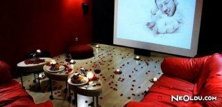 İstanbul'da Çiftlere Özel Sinema Salonları