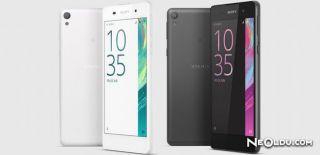 Sony Xperia E5 Tanıtıldı