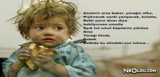 Açlık ile İlgili Sözler, Açlık Üzerine Söylenilen Sözler