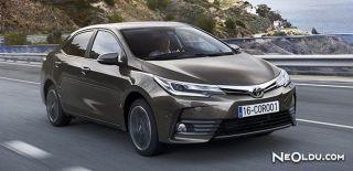 2017 Toyota Corolla Tanıtıldı