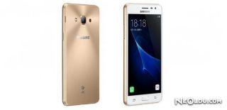 Samsung Galaxy J3 Pro Tanıtıldı