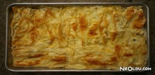 Muhacir Böreği Tarifi