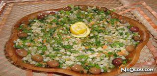 İşkembe Salatası Tarifi
