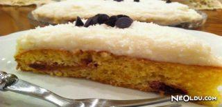 Erikli ve Kremalı Kek Tarifi