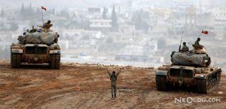 'Fırat Kılıcı' İçin 7 Bin Asker Sınırda