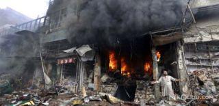 Pakistan'da İntihar Saldırısı: 13 Ölü