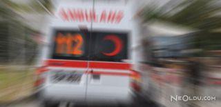 Bakan Işık'ın Konvoyu Kaza Yaptı: 5 Yaralı