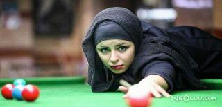 İran Kadın Sporcularına Acımadı