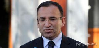 Adalet Bakanı Bozdağ Önemli Açıklamalar Yaptı