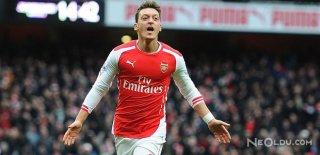 Mesut Özil'den İngiliz Basınına Sitem!