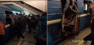 Rusya'yı Kana Bulayan Teröristin İlk Fotoğrafı