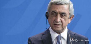 Ermenistan Seçimlerini Serj Sarkisyan Kazandı