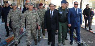 Genelkurmay Başkanı Hulusi Akar, Şırnak'ta