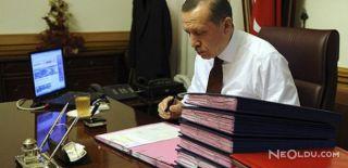 Erdoğan'dan Ardı Ardına Kanun Onayı Geldi
