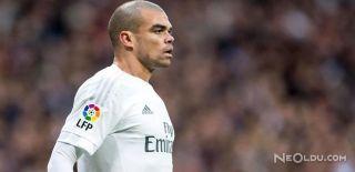 Beşiktaş Pepe Transferi Görüşmesinde