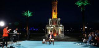 Yıldırım CHP'li Vekile İzmir Marşı ile Yüklendi