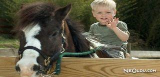 Çocuklarda At Binme Eğitimi