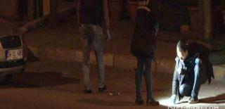 İstanbul Maltepe'de Polise Saldırı