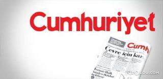 Cumhuriyet Gazetesi Batıyor