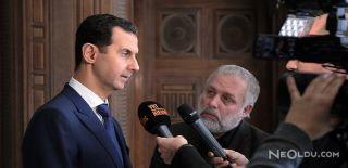 Esad Rejiminden Saldırı Sonrası İlk Açıklama Yapıldı