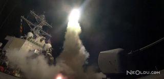 ABD'den Suriye Rejiminin Hava Üssüne Saldırı