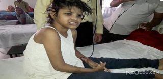 Maymunlarla Yaşayan Kız Çocuğu Bulundu