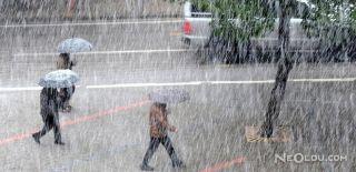 Sağanak Yağmura Hazırlıklı Olun