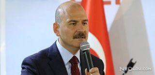 Süleyman Soylu İstanbul'da Konuştu