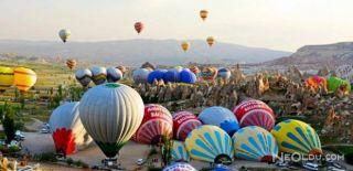 Kapadokya'da Balon Düştü: Ölü ve Yaralılar Var