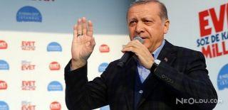 Cumhurbaşkanı Erdoğan Çorum'da Halka Seslendi
