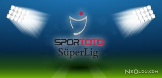 Süper Lig'de 8. Hafta Programı Açıklandı
