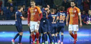 Başakşehir Galatasaray'a Acımadı