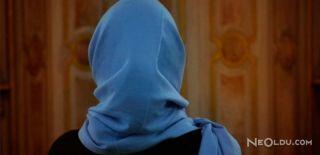 Almanya'da Başörtülü Kız Darp Edildi