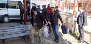 Tekirdağ'da 12 Asker FETÖ'den Tutuklandı