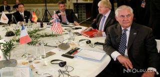 G7 Ülkelerinden Ortak Karar: Esad Olmayacak