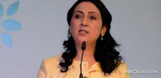 Figen Yüksekdağ 1 Yıl Hapis Cezasına Çarptırıldı