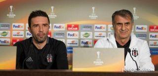 Beşiktaş'tan Lyon Maçı Öncesi Açıklama Geldi