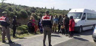 38 Suriyeli'yi Yunanistan Hayali Yakalattı