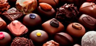 Sirkeci'de Çikolata Festivali