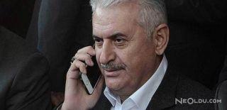 Başbakan Yıldırım'dan Tebrik Telefonu