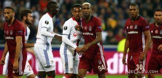 Beşiktaş Lyon'a Son Dakika Golleriyle Yenildi