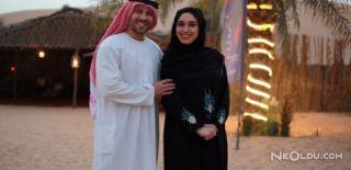 Zuhal Topal ile Eşi Dubai'ye Gitti