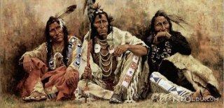Günümüzde Kullanılan Eski Amerikan Yerlilerine Ait Kelimeler