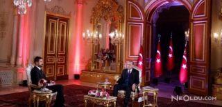 Erdoğan Soruları Cevapladı
