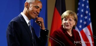 Almanya'dan Barack Obama'ya Medya Ödülü