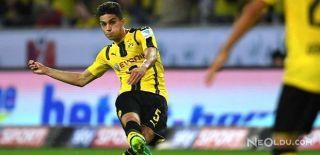 Dortmund'lu Futbolcu Taburcu Oldu