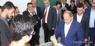 Sağlık Bakanı Recep Akdağ Oyunu Kullandı