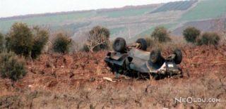 Çukurca'da Askeri Araç Devrildi: 8 Asker Yaralı