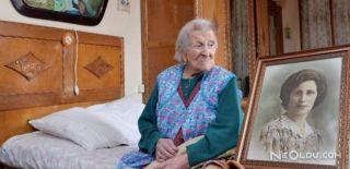 Dünyanın En Yaşlı İnsanı 117 Yaşında Öldü